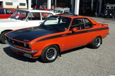 Opel Manta A GTE ** im inlove