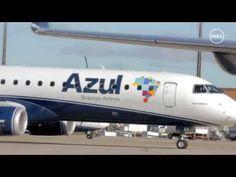 O voo da Azul Linhas Aéreas com a Dell.