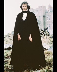 Frank Langella as Dracula
