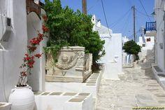 Kastro - Sifnos - Cyclades - Grece