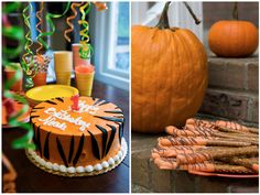 Halloween Birthday Party Ideas For 1st And it makes the perfect theme