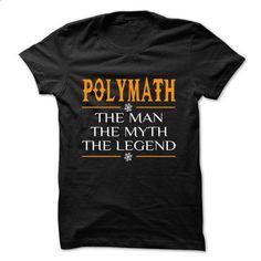 The Legen Polymath ... - 0399 Cool Job Shirt ! - #casual tee #hoodie tutorial. GET YOURS => https://www.sunfrog.com/LifeStyle/The-Legen-Polymath--0399-Cool-Job-Shirt-.html?68278