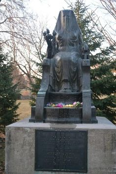 """The article is called """"Why we need pagan shrines, not temples"""" and it's really worth a read!  This is an example of idea # 1: """"Public Pagan Statues"""""""
