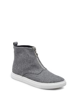 Monique Zip Sneaker