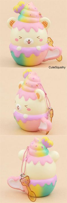 Mobile Phone Accessories Confident New Squishy Kawaii Panda Cute Phone Strap Slow Rising Soft Anti-stress Press Squeeze Bread Cake Kids Toy Gift Squishies Lovely Luster