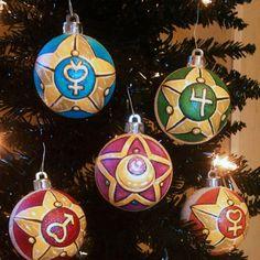 Sailor Moon Christmas Ornaments - Shut Up And Take My Yen