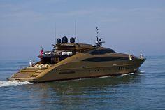 Viareggio, super yacht O'Khalila - Seatech Marine Products / Daily Watermakers