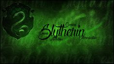 Slytherin Pride Wallpaper by Baronflame