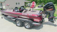 2011 Skeeter ZX-200 bass boat w/ 200HP Yamaha 4-stroke motor...SOLD 5/24/2017! www.HelpSellMyRV.com Louisville Kentucky 502-645-3124