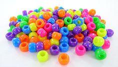 Perles cassis plastiques multi néon-trou de 8mm en bocal de 400 pièces La boite à perles http://www.amazon.fr/dp/B010FPICC2/ref=cm_sw_r_pi_dp_tAR8vb1DHEXYV
