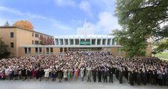 Church of God World Mission Society in New Windsor, New York. Thanks to God Elohim~