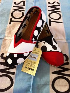 Custom Painted Toms Shoes | Custom Hand Painted Toms on Wanelo