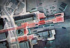 Site Analysis Composite Diagram - Alex Hogrefe