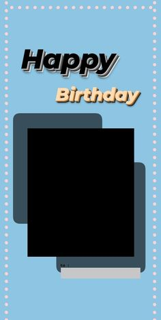 Creative Instagram Photo Ideas, Instagram Photo Editing, Instagram Blog, Instagram Story Ideas, Instagram Quotes, Happy Birthday Template, Happy Birthday Frame, Happy Birthday Posters, Birthday Posts