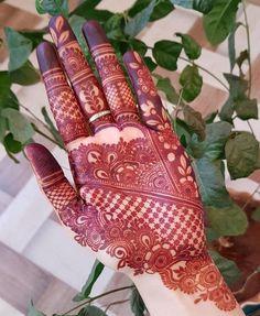 Mehndi Designs Front Hand, Khafif Mehndi Design, Stylish Mehndi Designs, Latest Bridal Mehndi Designs, Full Hand Mehndi Designs, Mehndi Designs 2018, Mehndi Designs For Girls, Henna Art Designs, Mehndi Designs For Beginners