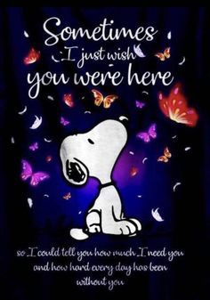 Hun, I miss you! We luv us some snoopy! Snoopy Frases, Snoopy Quotes, Hug Quotes, Charlie Brown Quotes, Charlie Brown And Snoopy, Peanuts Quotes, Snoopy Pictures, Grieving Quotes, Miss You Mom