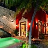 Mexico International Real Estate   Los Cinco Robles - A Masterful Colonial Remodel In Merida