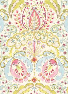 print & pattern: FABRICS - dena designs