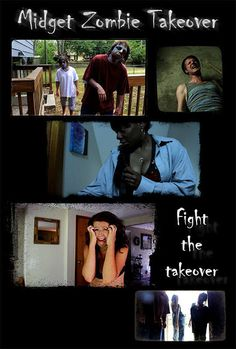 Movie Trailers Galore: Midget Zombie Takeover (2013) Trailer
