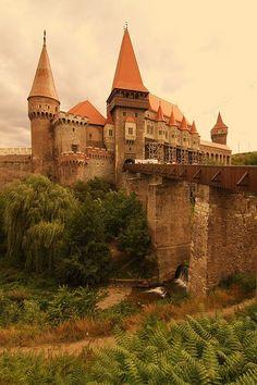 Hunyad Castle - Hunedoara, Romania