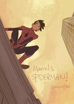 The first show I worked on is finally airing! It's the new spiderman show at Disney XD. I was a lil character designer and I worked with the best crew! I can't watch it in China yet, but I'll find a way to grab a screenshot of my first screen. Spiderman Art, Amazing Spiderman, Marvel Memes, Marvel Avengers, Marvel Fan Art, Pics Art, Character Design Inspiration, Cartoon Drawings, Comic Art