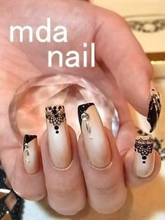 elegant nails !!