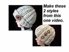 How to Crochet the Houndstooth Stitch - YouTube