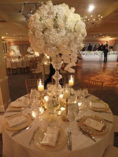 Follow us @SIGNATUREBRIDE on Twitter and on FACEBOOK @ SIGNATURE BRIDE MAGAZINE Reception Decorations, Wedding Centerpieces, Table Decorations, Reception Ideas, Wedding Scene, Wedding Reception, Persian Wedding, Sweetheart Table, Event Design