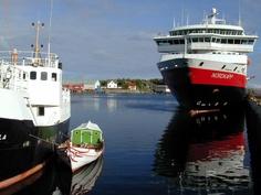M/S Nordkapp | Hurtigruten ASA