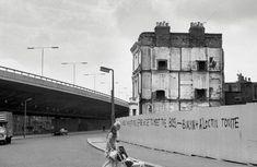 Harrow Road, West London, 1975 London History, Local History, Old London, West London, Toast Of London, Notting Hill London, London Photos, Portobello, Rockers