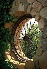 Image result for country christmas wagonwheel ideas