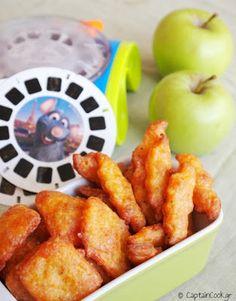 "Captain Cook: Σπιτικά ""Γαριδάκια"" - Σνακ με Τυρί"