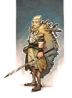 Ben Fiquet - Character Design Page