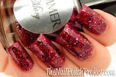 Shimmer Polish Mary  The Nail Polish Project