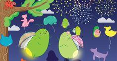 """Cuento interactivo """"Fulgencio, el luciérnago valiente"""" para superarse y respetar la diversidad"""