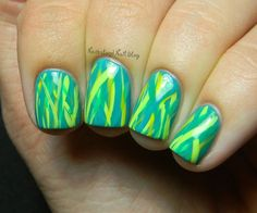 Neverland Nail Blog: LDTTWC Day 6 - They sure don't make 'em like they used to!