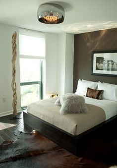 Bedroom Photos Accent Wall Design, Pictures, Remodel, Decor and Ideas