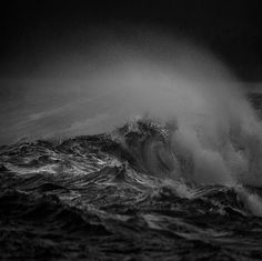 In dreams and fantasies the sea or a large expanse of water signifies the Unconscious…. The sea is the favorite symbol for the Unconscious, the mother of all that lives… Man's task is to become conscious of the contents that press upward from the Unconscious • Carl Jung • Photo: Hengki Koentjoro