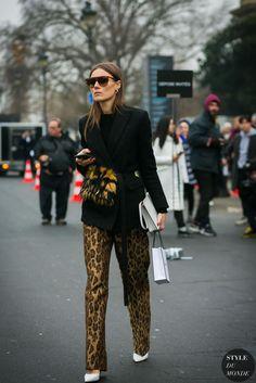 Diario de Estilo » Street Style: 11 looks. ¿Alguien dijo frío?