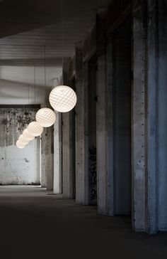 Patera pendant light (based on the Fibonacci Sequence) | Louis Poulsen
