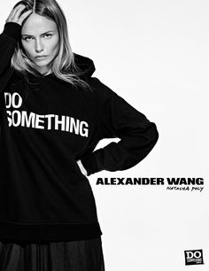Pin for Later: Kate Moss, Kim Kardashian, and More Pose For Alexander Wang's Massive Campaign