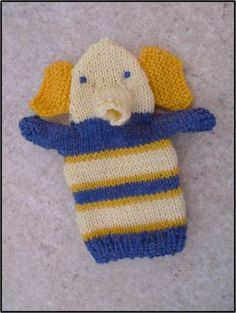 69 Best Knitted Hand Puppets Images Hand Puppets Puppets Knitted