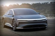 Welcome the Luxurious Lucid Air!