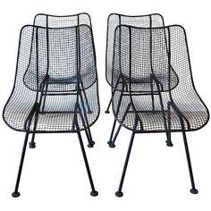 1stdibs | Mid Century Russell Woodard Sculptura Chairs