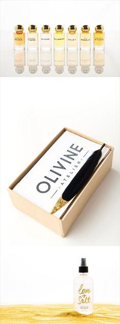 Branch   Olivine Atelier by Anna Hoychuk