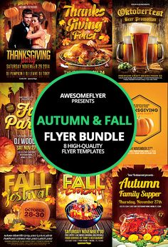 Creative Market - Autumn Fall Flyer Template Bundle https://noobworx.com/store/creative-market-autumn-fall-flyer-template-bundle/?utm_campaign=coschedule&utm_source=pinterest&utm_medium=NoobWorx&utm_content=Creative%20Market%20-%20Autumn%20Fall%20Flyer%20Template%20Bundle #free #flyer #template