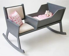 Berceau rocking chair