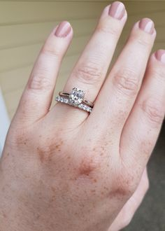 The Lacie Lounge (pic heavy) - Weddingbee-Boards Head Over Heels, Things To Think About, Boards, Lounge, Wedding Rings, Engagement Rings, My Love, Lady, Gifts