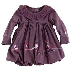 Marèse Puff dress Purple | Melijoe.com
