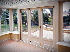 Timber Bifold Doors